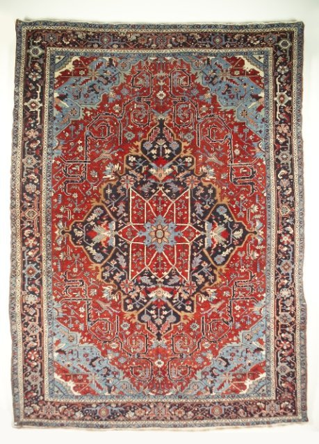 5020: Semi-antique Karadja carpet, Karadja district, N.