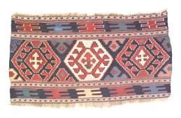 5124: Antique Shah Savan mafrash panel, N.W. Persia (Ir