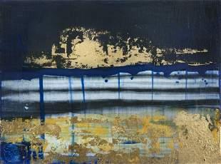 CLEA VAN DER GRIJN (b. 1967)  Haste (Cuba) Acrylics and