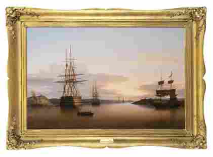 GEORGE MOUNCEY WHEATLEY ATKINSON (1806 - 1884) Cork