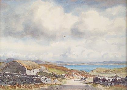 2009: Frank Eggington RCA FIAL (1908-1990) Sheephaven F