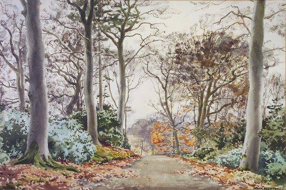 2012: Frank Egginton (1908-1990) Large Park, Hillsborou