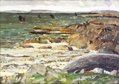 2020: Henry Healy RHA (1909-1982) Galway Hookes off Con