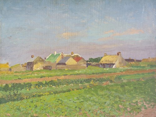 2: Patrick Leonard, HRHA, (1918-2005) 'Tight' Kane's Co