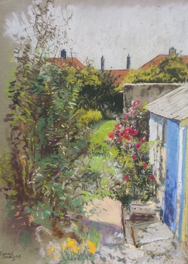 10: Patrick Leonard, HRHA, (1918-2005) Lorcan Avenue Ga