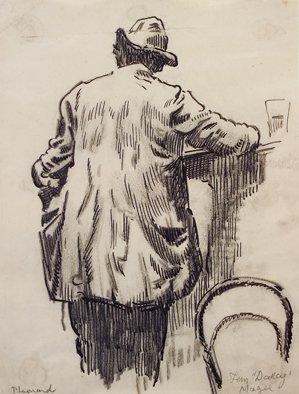 "22: Patrick Leonard, HRHA, (1918-2005) Tom ""Darcy"" Mage"