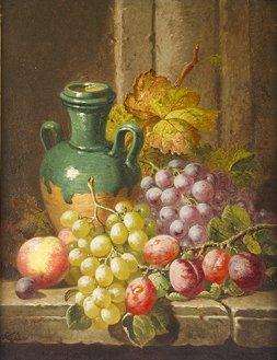 1003: Charles Thomas Bale, (19th Century) Still Life wi