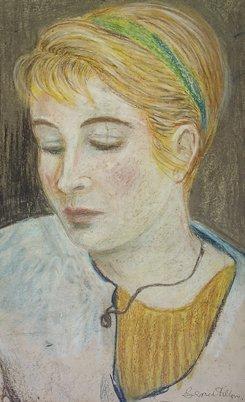 2008: Gerard Dillon RHA RUA (1916-1971) Portrait of Syl