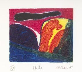 3010: William Crozier HRHA (b.1930) Hills Carborundum E