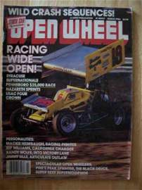 1: Open Wheel Magazine March 1984