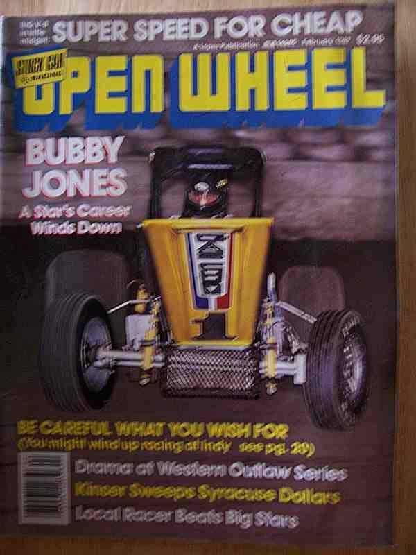 1006: Open Wheel Magazine 1987