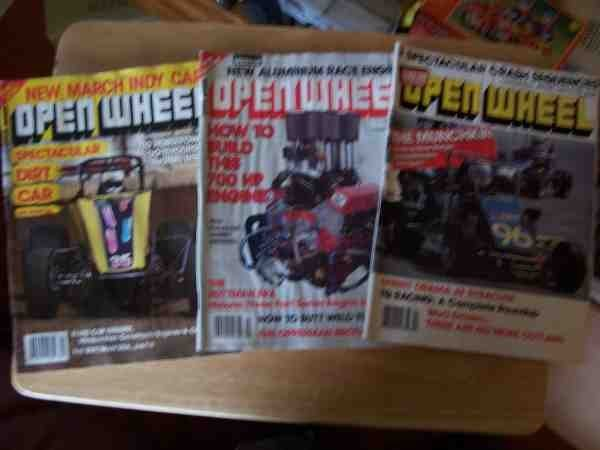 1007: Open Wheel Magazine 1988