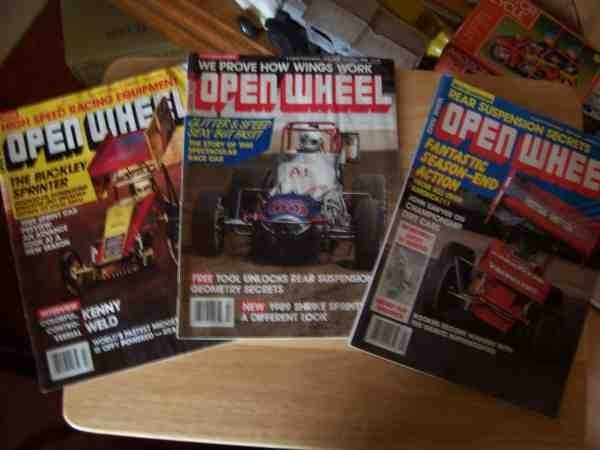 1008: Open Wheel Magazine 1989