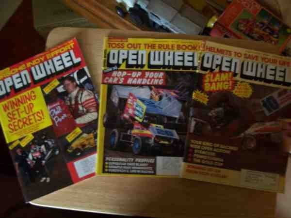 1009: Open Wheel Magazine 1990