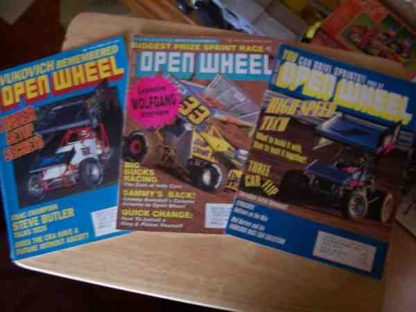 1010: Open Wheel Magazine 1991