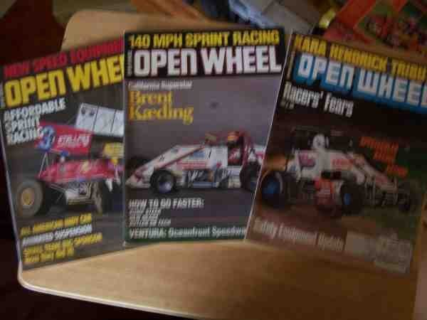 1011: Open Wheel Magazine 1992