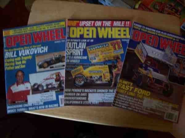 1014: Open Wheel Magazine 1995