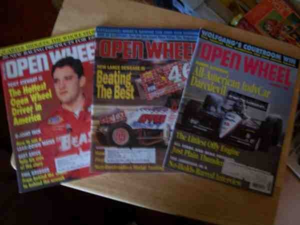 1015: Open Wheel Magazine 1996