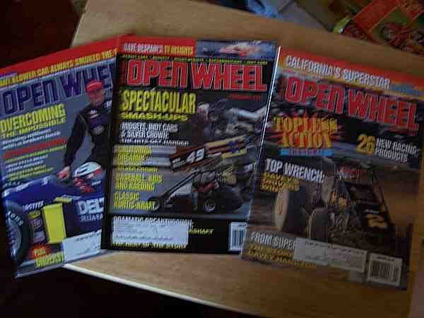 1016: Open Wheel Magazine 1997