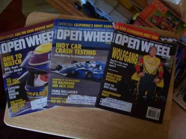 1017: Open Wheel Magazine 1998