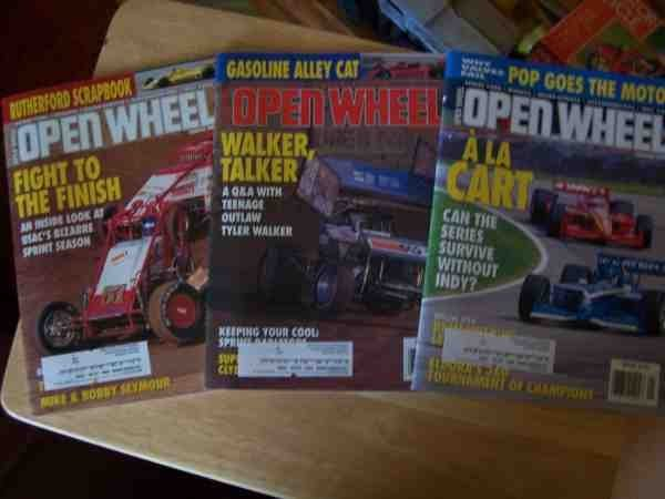 1018: Open Wheel Magazine 1999