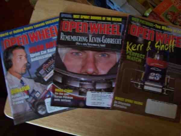 1019: Open Wheel Magazine 2000