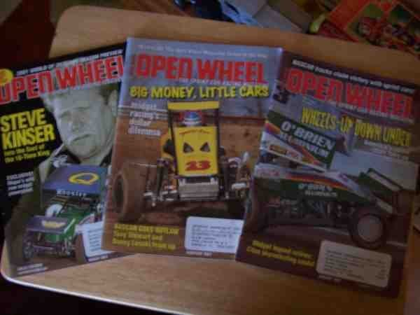 1020: Open Wheel Magazine 2001