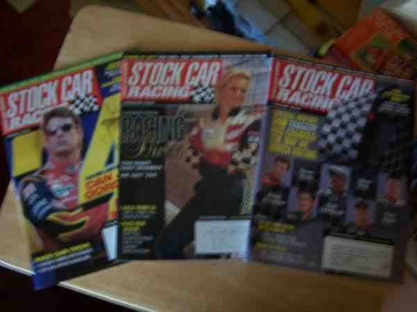1021: Stock Car Racing Magazine 2002