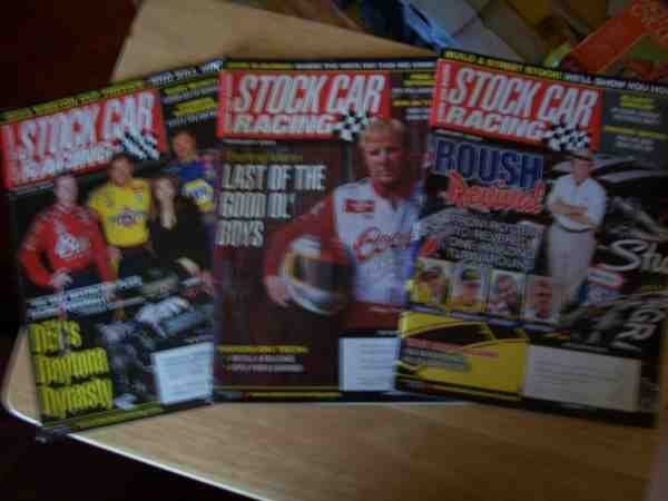 1022: Stock Car Racing Magazine 2003