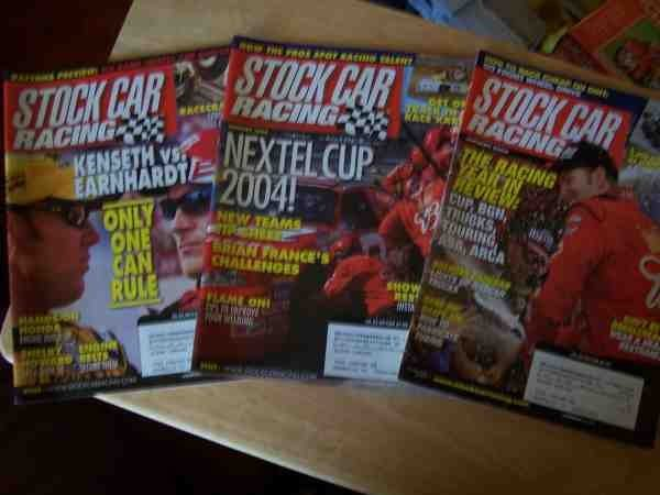 1023: Stock Car Racing Magazine 2004