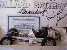 1161: # 98 Mario Andretti/Willard Battery Vintage Dirt