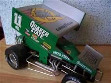 # 11Steve Kinser/Quaker State WOO Sprint Car-RARE-AUTO!