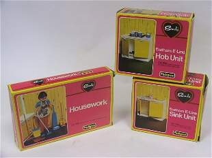 Sindy Housework, Eastham E-Line Sink Unit and East