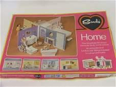 804: Sindy Home in original box by Pedigree