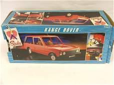 809: Sindy Range Rover in original box, by Pedigree