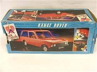 Sindy Range Rover in original box, by Pedigree