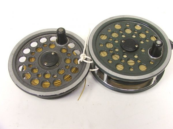 921: A Shakespeare Fly Fishing Reel, the Beaulite with