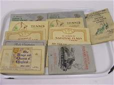 1038: A Collection of 11 Various Players and Wills Ciga