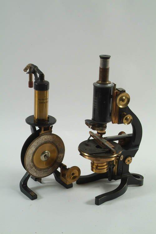 8: A Scientific Instrument Stamped Max Kohl Chemnitz, R