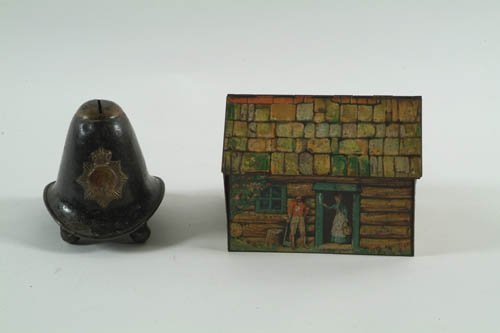 11: An Unusual Childs Moneybox in the form of a Policem