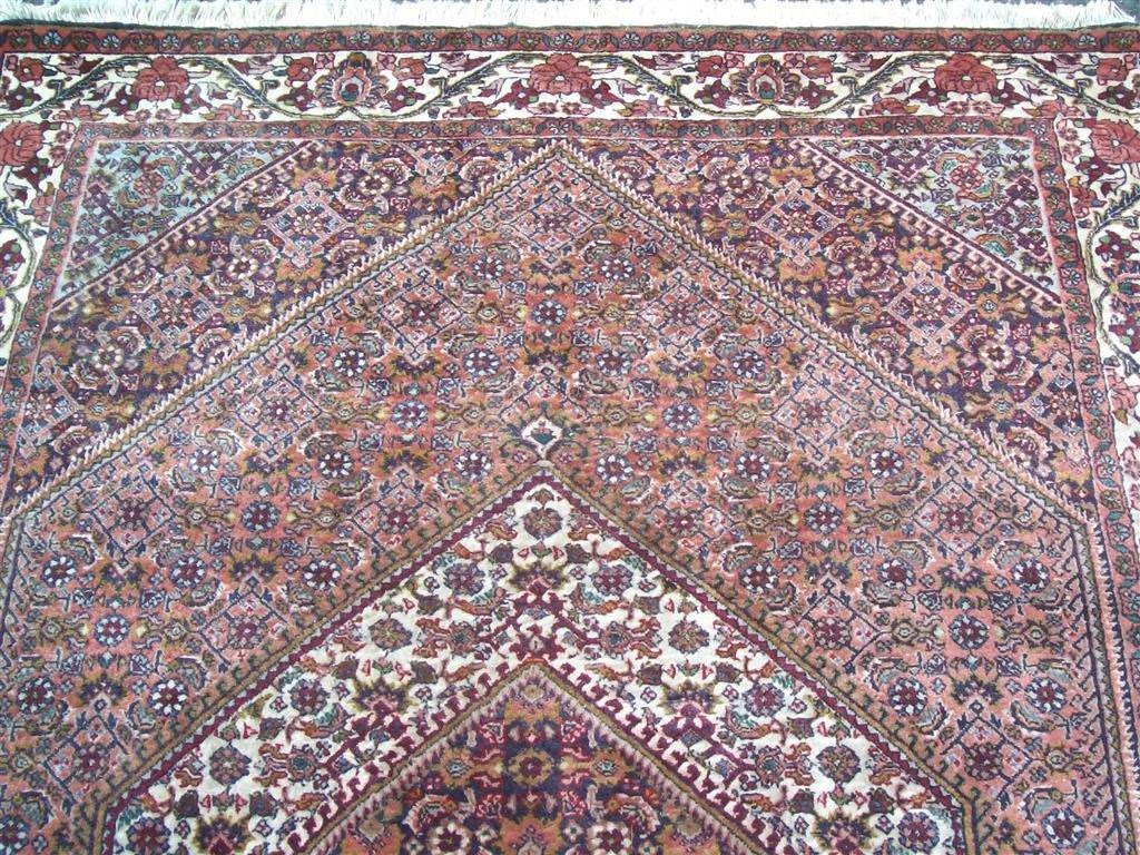 A high quality genuine Persian Bijar / Bidjar rug