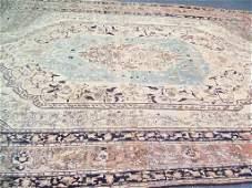 Important Antique Persian Haji Jallili Tabriz rug