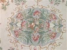Hand woven Summac room size rug