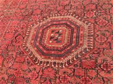 Antique Beshir / Bashir Long Gallery carpet