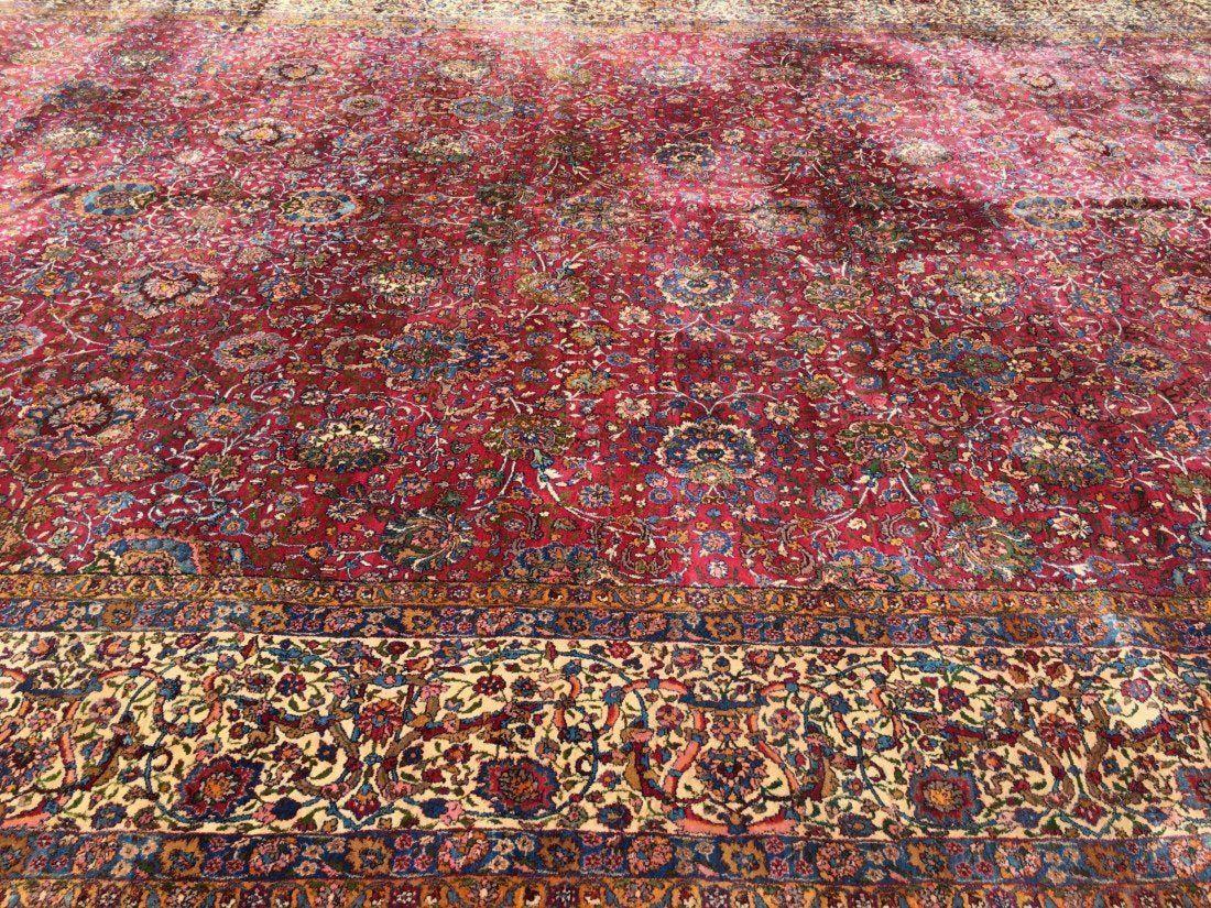 Antique Persian Kerman Palace size
