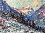 Impressionist Oil