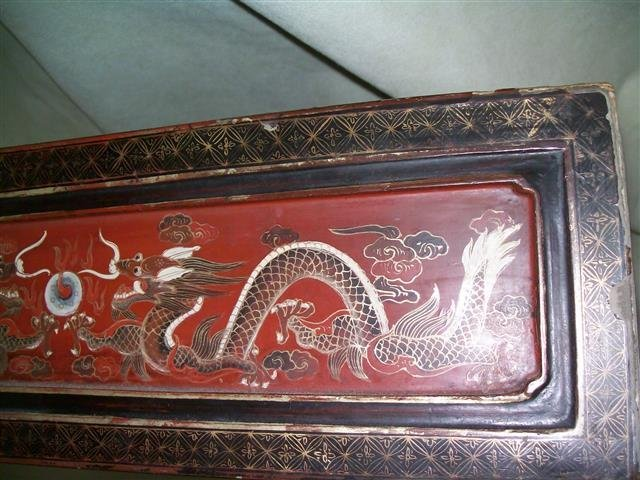Important Antique Chinese Wedding Dowry Boxes & Carrier - 7