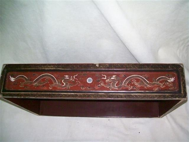 Important Antique Chinese Wedding Dowry Boxes & Carrier - 8