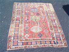 Antique Caucasian Shirvan rug