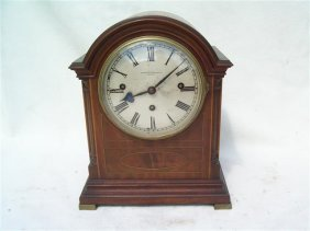 Antique Shreve Crump & low co. Mantle clock from Boston
